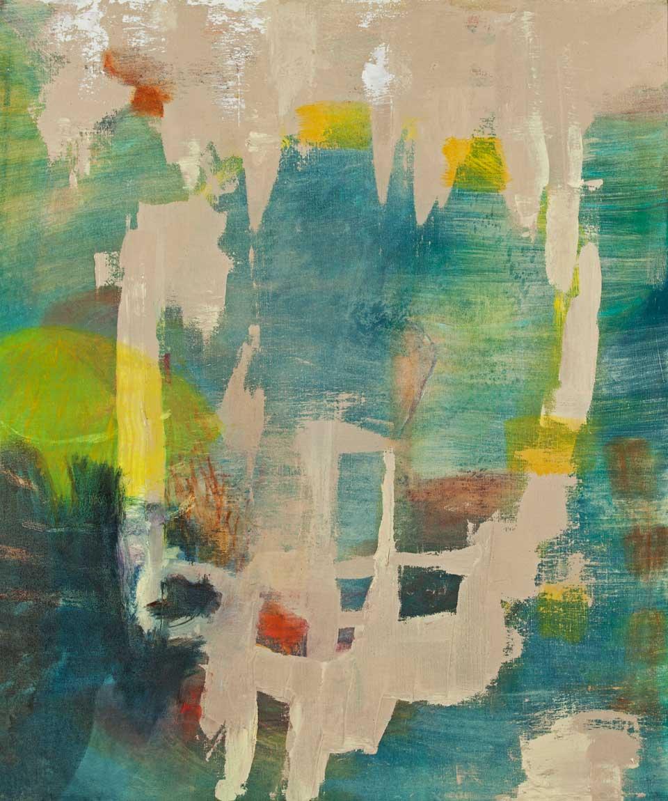 "Arctic Circle - oil on canvas - 36"" x 30"""